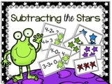 Subtraction 0-5: Subtracting the Stars