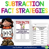 Subtraction Fact Strategies and Practice