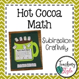 Subtraction Math Craftivity