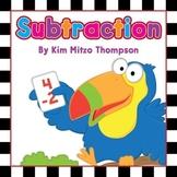 Subtraction Workbook & Music Album Download