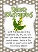 Summarizing and Research with Dinosaurs ELA Unit
