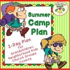 Summer Camp Plan