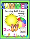 Summer Keeping Skill Sharp: Reading and Writing