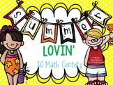 Summer Lovin' Math Centers