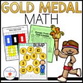 Summer Olympics Activities for Math
