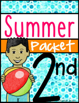 Summer Packet 2nd Grade