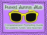 Summer Reading Prompting Guide