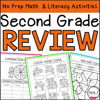 Summer Review (Second Grade)