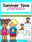 Summer Time Pronouns