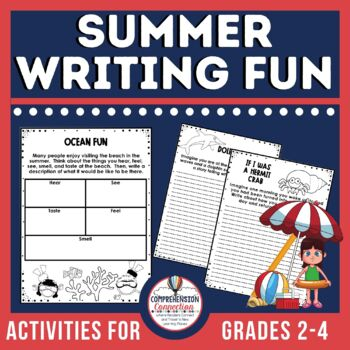 Summer Writing Fun