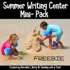 Summer Writing Mini-Pack