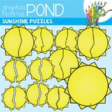 Sunshine Puzzles Clipart
