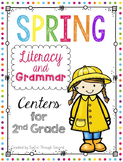 Sunshine and Rainbows Literacy Centers