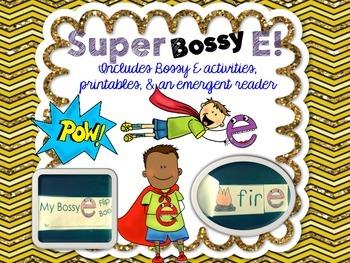 Super Bossy E Pack!