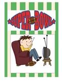 Super Bowl/Football Math and Literacy Activities
