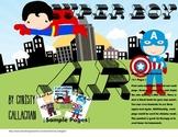 """Super Boy: """"AR"""" Articulation Mini-Book"""