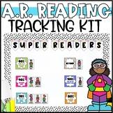Super Readers - An Interactive AR Tracking Bulletin Board