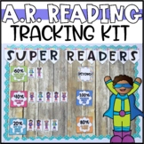 Super Readers - An Interactive AR Tracking Set