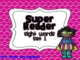 Super Readers-First grade and Fabulous
