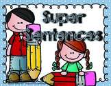 Super Sentences PACK
