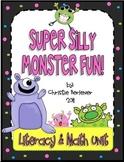 Super Silly Monster Fun! Literacy & Math Activities
