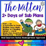 Super Speedy Sub Plans!  Activities & Projects to accompan