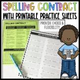 Super Spelling Contract!