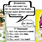 Superhero Conflict Resolution: I Messages