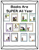Superhero Read All Year MiniPosters