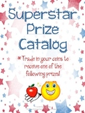 Superstar Prize Catalog