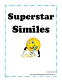 Superstar Simile Book