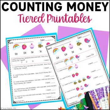 Sweet Treat Money Counting