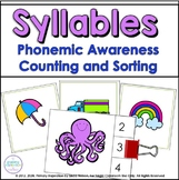 Syllables: Sorting Cards and Games