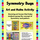 Symmetry Bugs Art & Pattern Activity