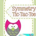 Symmetry Tic Tac Toe: Rotation, Reflection, Translation