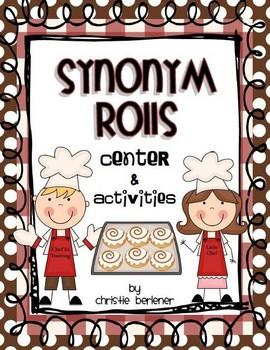 Synonym Rolls Center & Activities