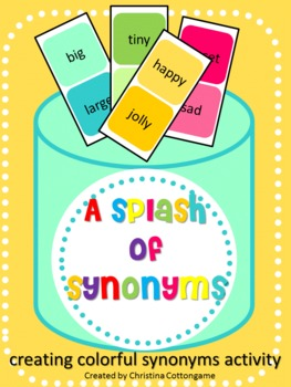 Synonyms Activity