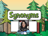 Synonyms Promethean Flipchart Lesson