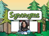 Synonyms Promethean Flipchart Lesson