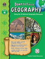 Down to Earth Geography: Grade 4 (Enhanced eBook)