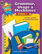 Grammar, Usage and Mechanics: Grade 4 (Enhanced eBook)