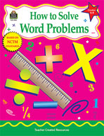 How to Solve Word Problems: Grades 6-8 (Enhanced eBook)