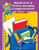 Nonfiction and Fiction Reading Comprehension Grade 1