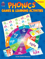 Phonics: Games & Learning Activities