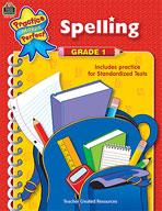 Spelling: Grade 1 (Enhanced eBook)