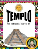 """Spanish Review Game, """"Realidades"""" Chapter 3A, TEMPLO"""