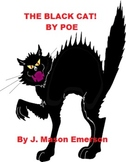 THE BLACK CAT! BY POE {FUN COMMON CORE ALIGNED, HANDY TEST