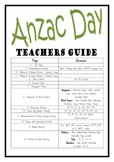 """""""THEME BOOKS"""" - MIDDLE PRIMARY!! Anzac Day Workbook!! AUS. ONLY"""