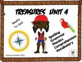 TREASURES Unit 4 Tri Fold Second Grade