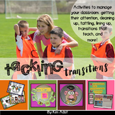 Tackling Transitions by Kim Adsit